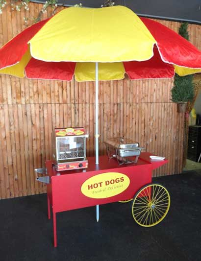 Event Cart Rental Company Southeast Michigan